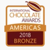 International Chocolate Awards Bronze Winner 2018