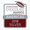 International Chocolate Awards, Silver Winner 2018