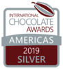 International Chocolate Awards Silver 2019