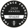 Fragrance Foundation 2020 finalist