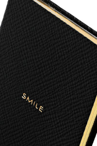 Smile Wafer Notebook by Smythson of Bond Street