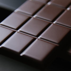 gourmet dark chocolate unwrapped