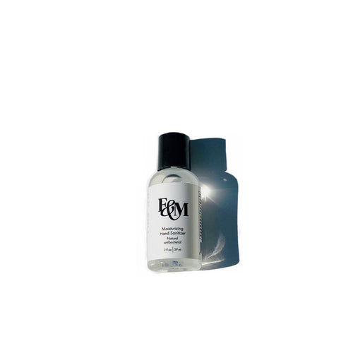 Fork & Melon moisturizing hand sanitizer