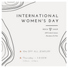 Int'l Women's Day ◊ 3.8.18
