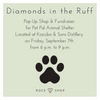 Diamonds in the Ruff Event ◊ 09.07.2018