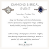 Diamond & Bridal Event 10.12.19