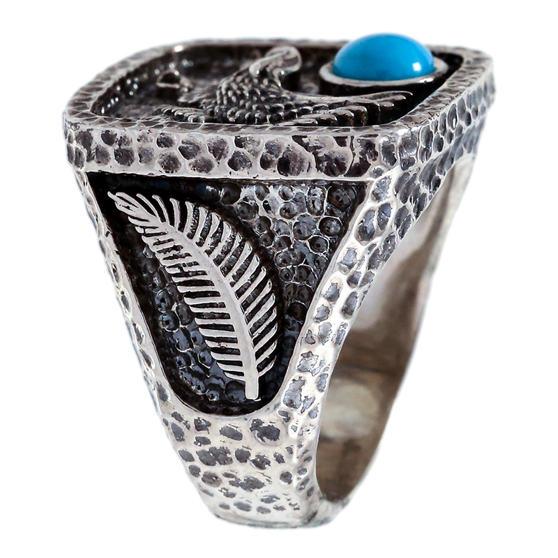 "Turquoise ""Freedom"" Ring"