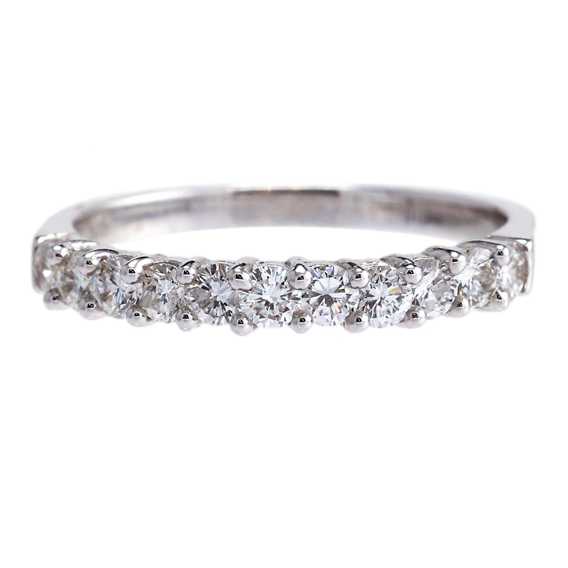 8-Stone Diamond Band