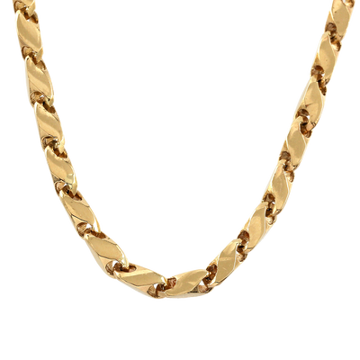 14K Fancy Chain