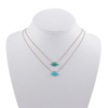 Marquise Turquoise Necklace