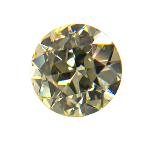 Loose GIA Certified Fancy Light Yellow Diamond
