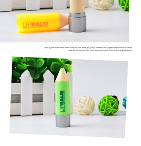6pcs/set Fruity Lip Balm Sticks