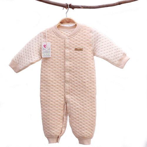 Organic Cotton Baby Romper Jumpsuit