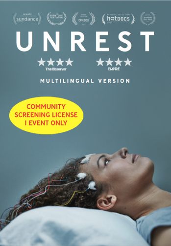 Unrest Multilingual Community Screening License
