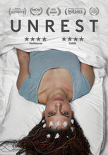 Unrest English Blu-ray