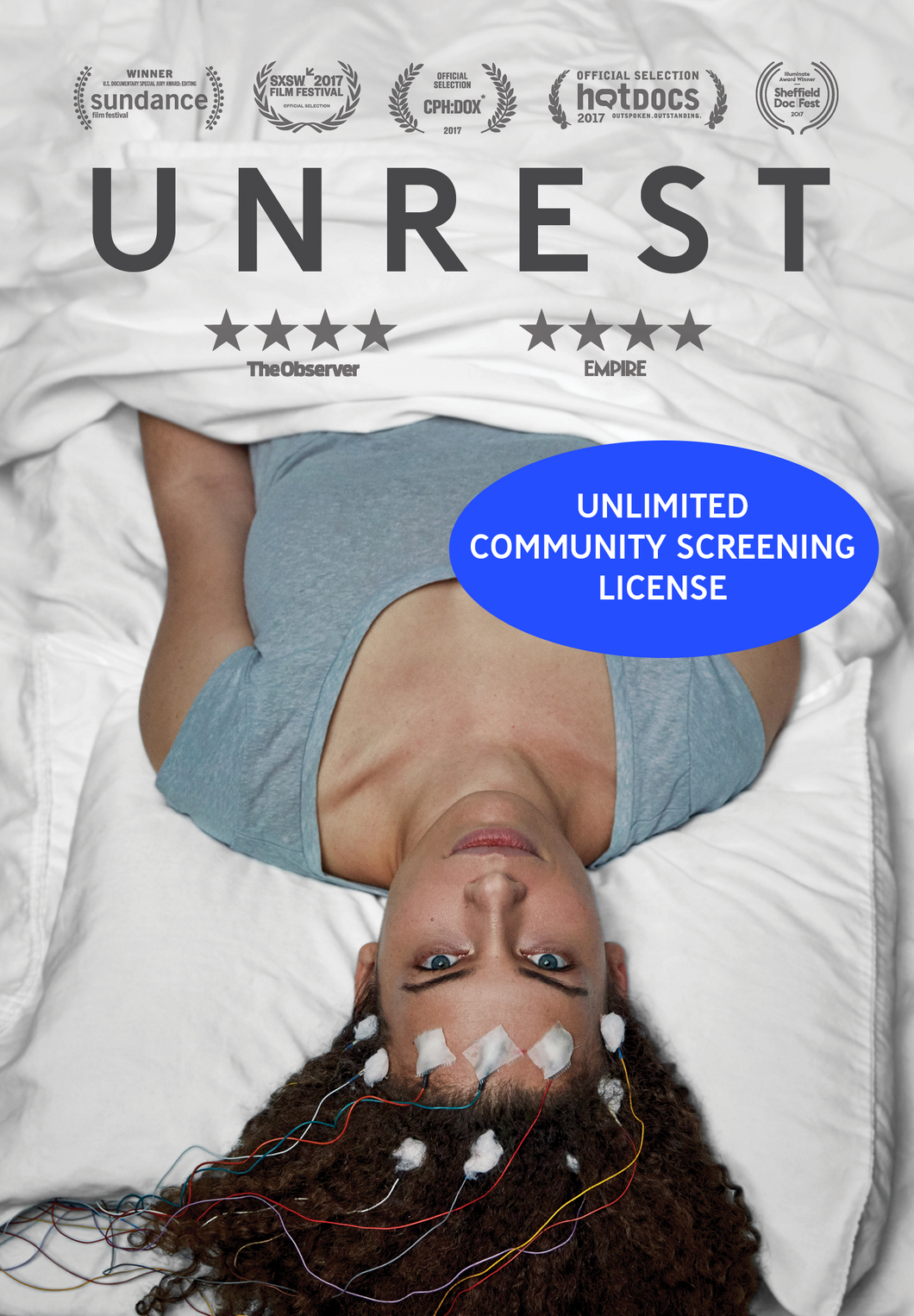Unrest English Unlimited Community Screening License