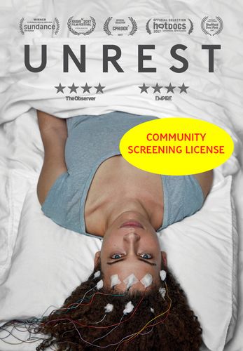 Unrest English Community Screening License