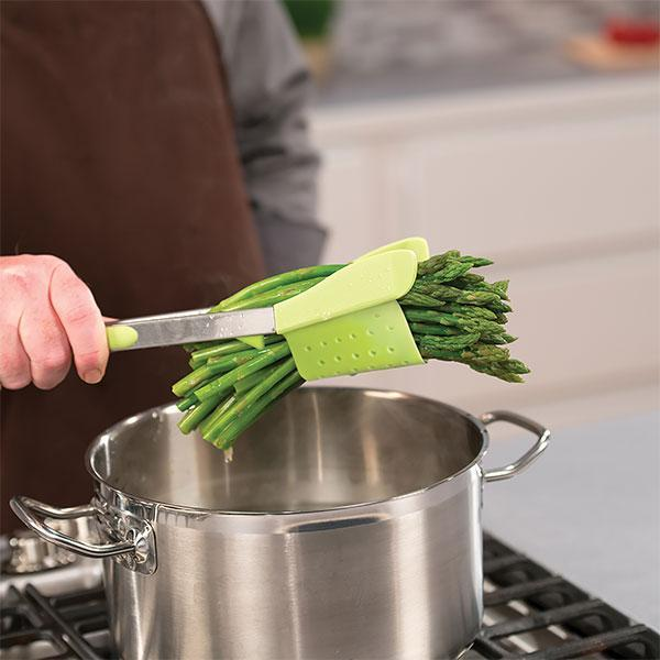 Chef Mate Clever Spatula Tong