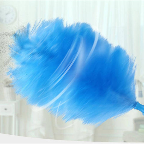 DustBuster™ Adjustable Portable Spin Electric Feather Duster