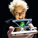 MagicBees™ 3D Hologram Magic Toy with projection