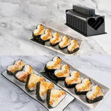 OishiSushi™ All-In-One DIY Sushi Making Kit (10 Pieces)
