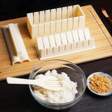 OishiSushi™ All-In-One DIY Sushi Making Kit (4 Roll Shapes)