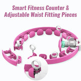 HappyHoops™ Smart Weighted Adjustable Hula Hoop (Now Available In Smart & Ultimate Editions))