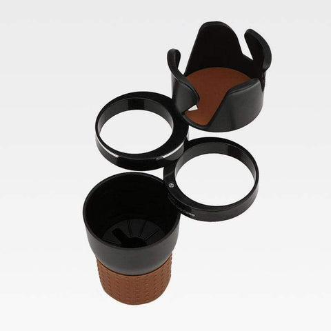 Flexi Multi-function Cup Holder Black