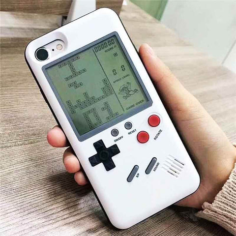 CaseConsole™ Playable Retro Gameboy iPhone Case