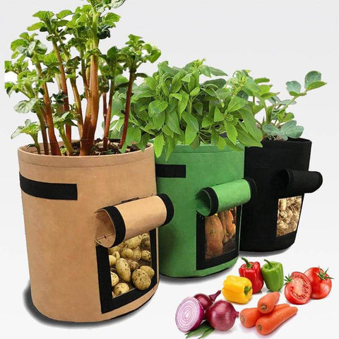 PlantPro™ Potato Grow Bag