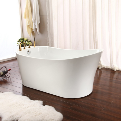 tub requires a spacious place