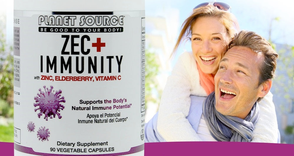 The Most Complete Immune Formula on the market