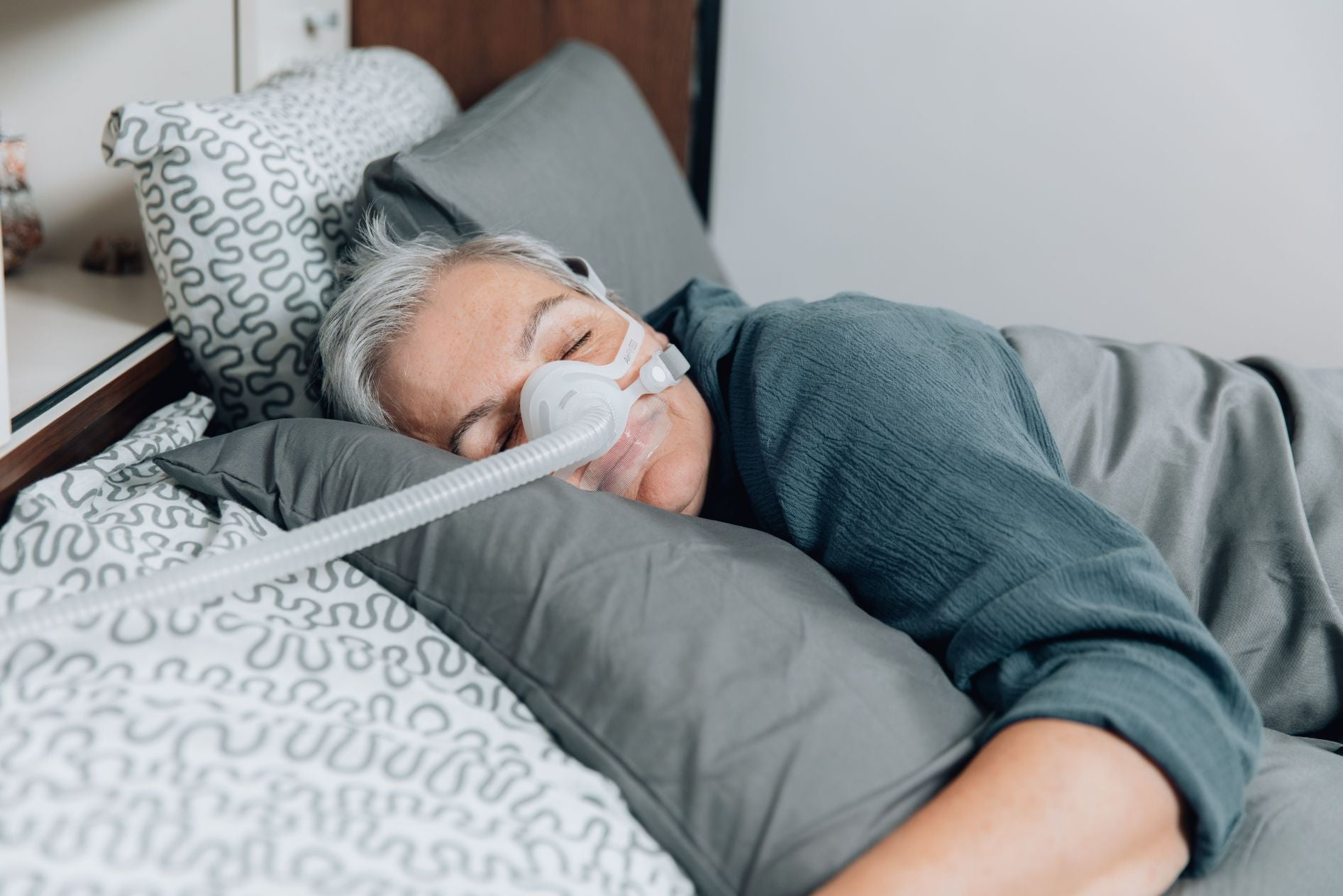 How to Stop Mouth Breathing with a CPAP