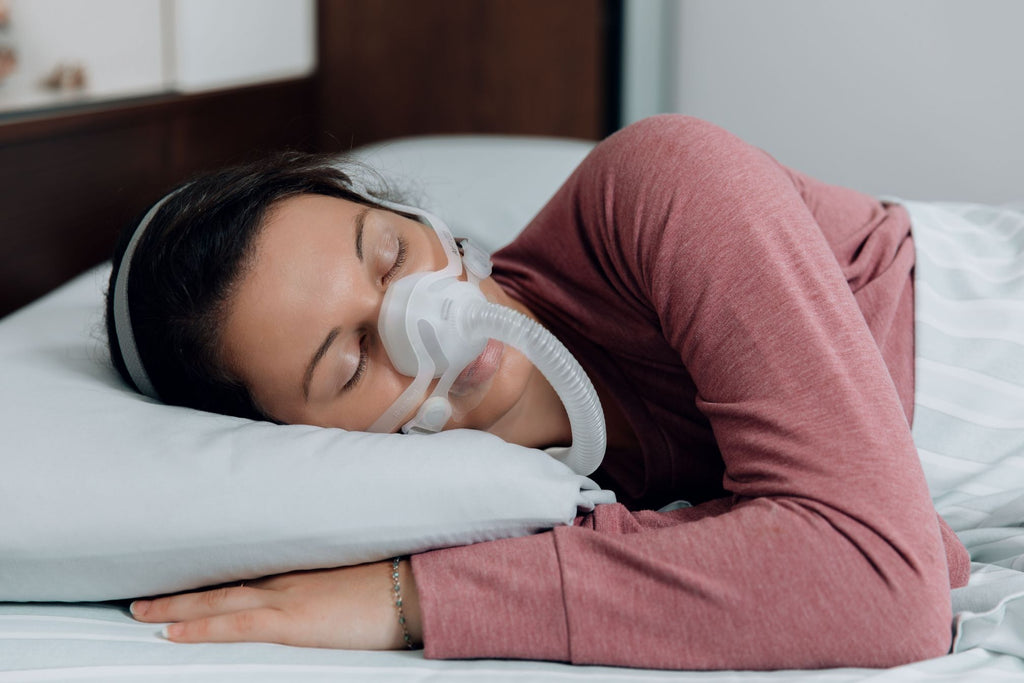 CPAP Compliance Report Leaks