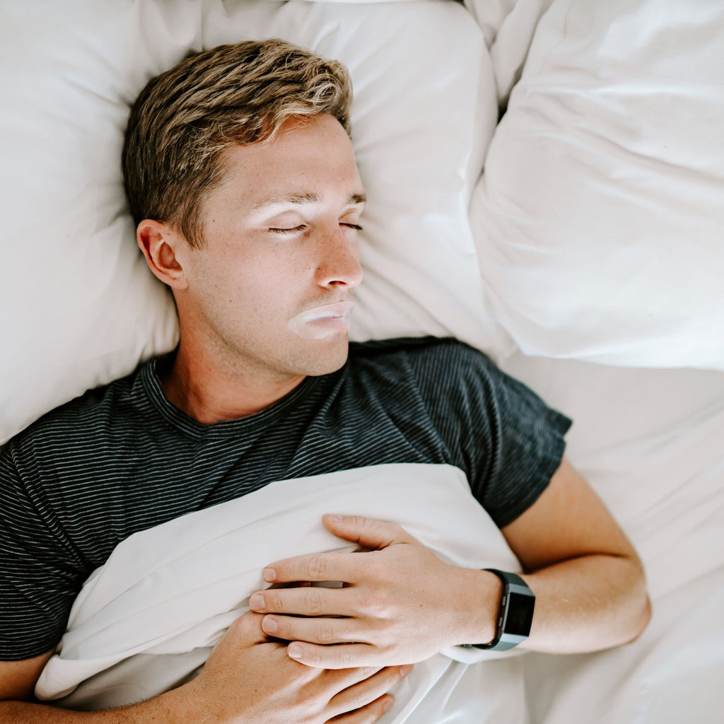 somnifix user nose breathing at night