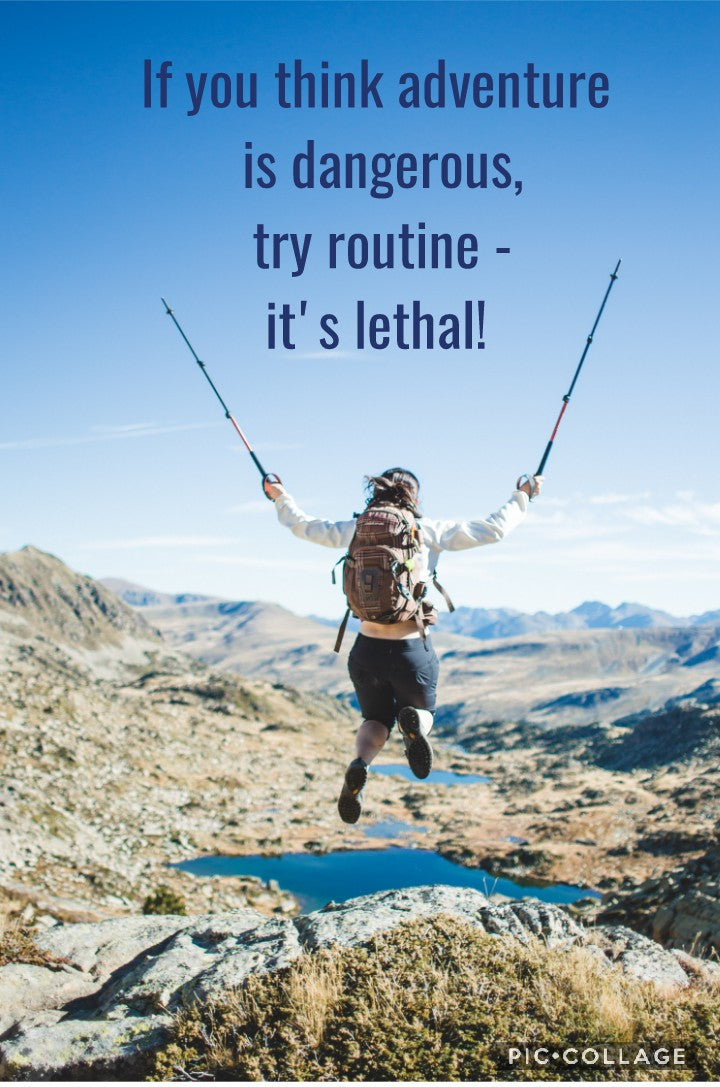 routine is lethal