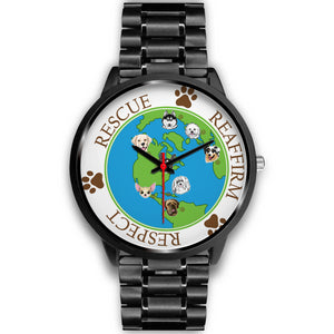 Rescue Dogs Around the World Watch - Coddiwomple Chic