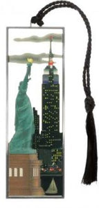 New York City Bookmark - Coddiwomple Chic