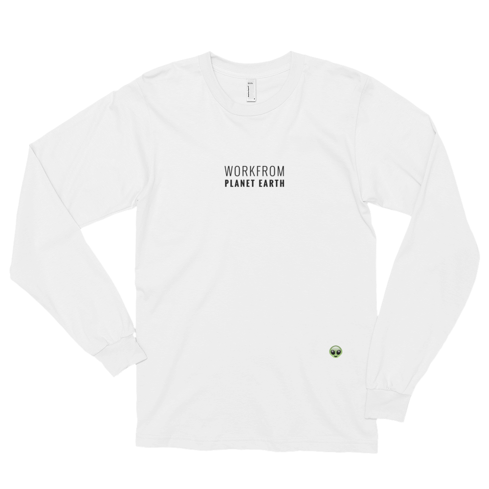 Workfrom Planet Earth Long Sleeve