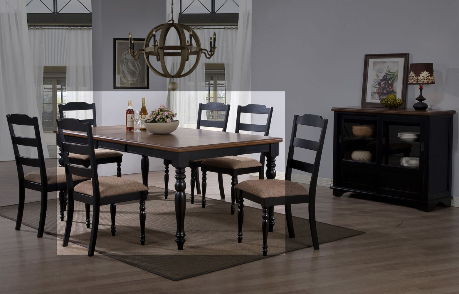 Terra 78 Dining Table