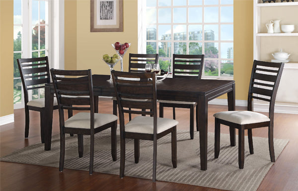 Flare Dining Table 7pc Set
