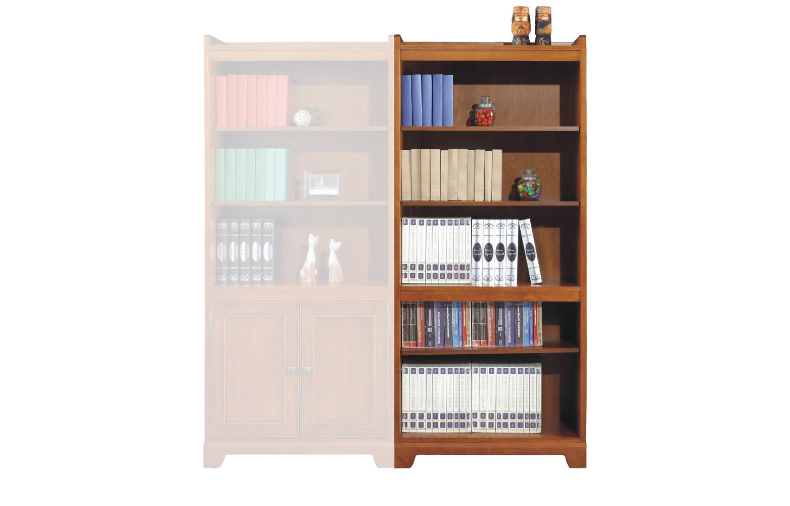 auburn com amazon medium wood dining artisan simpli storage solid brown dp bookcases kitchen home bookcase cube