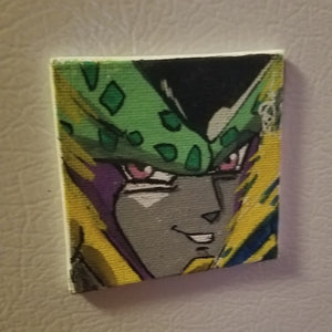 Cell Perfect Form (Dragonball Z)