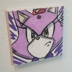 Blaze the Cat (Sonic the Hedgehog)