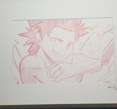 Original Art (Kirishima Sketch)