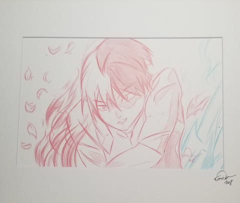 Original Art (Todoroki Sketch)