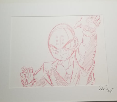 Original Art (Krillin Sketch)