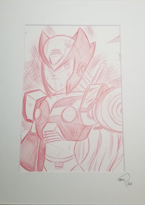 Original Art (Zero Sketch)