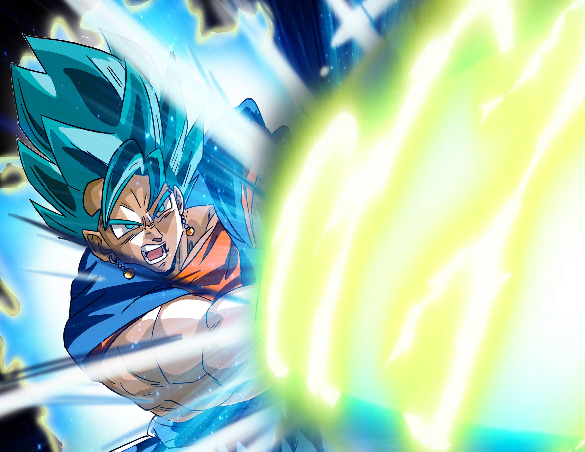 The Final Kamehameha