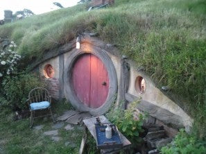 Hobbiton Film Set Tour